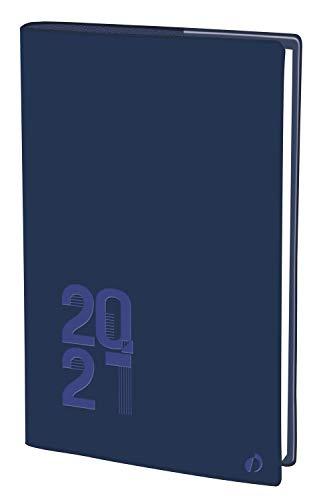 QUO VADIS 1281579Q DIARIO SCOLASTICO Anno 2020-2021 EUROTEXTAGENDA Multilingua Touch blu notte 12x17 Giornaliera 12 MESI AGOSTO-LUGLIO