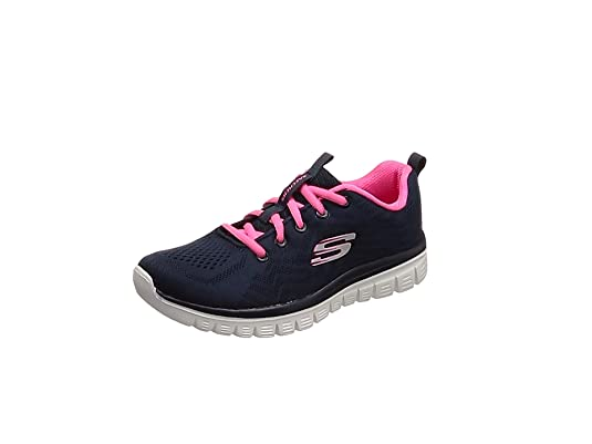 Skechers Graceful - Get Connected-12615, Scarpe da Ginnastica Donna