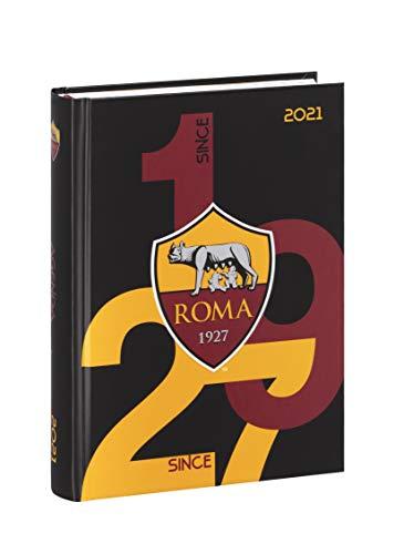 Roma - Diario 2020/2021 16 Mesi - As Roma - Medium