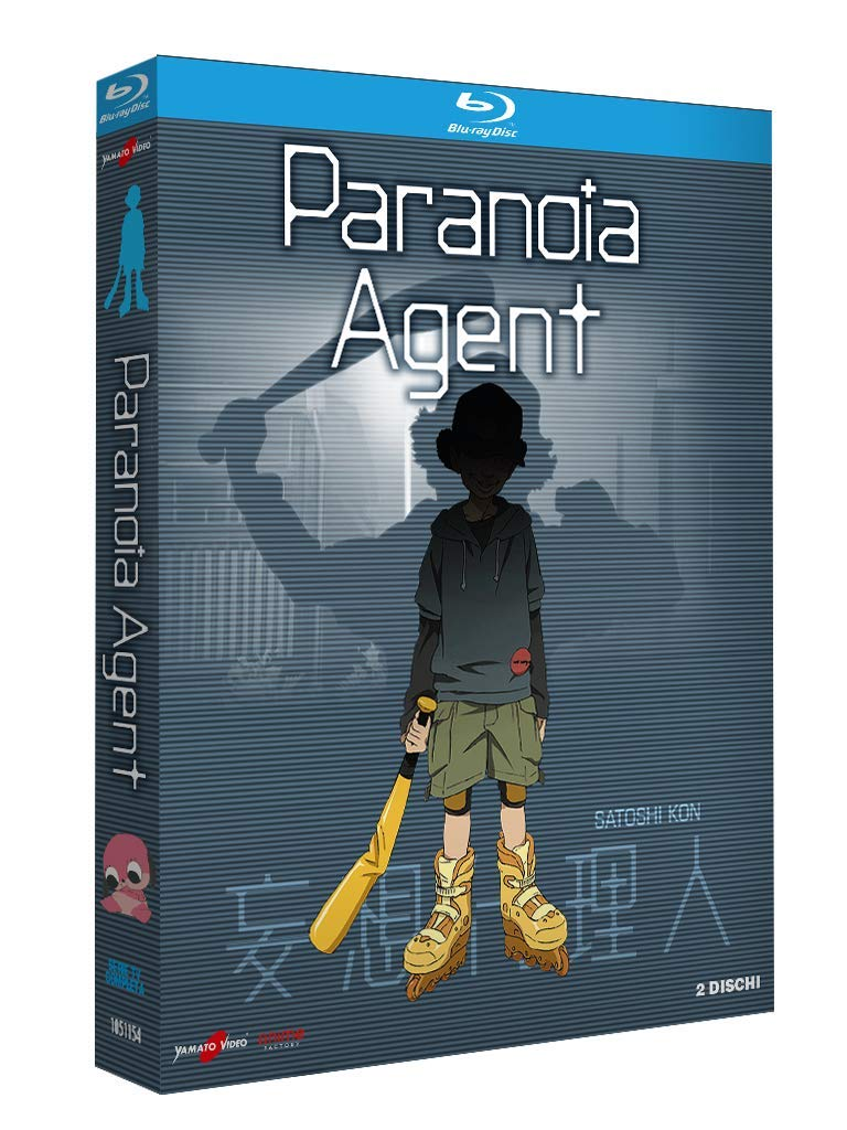Paranoia Agent- La Serie Completa (2 Blu-Ray) (Limited Edition) (2 Blu Ray)