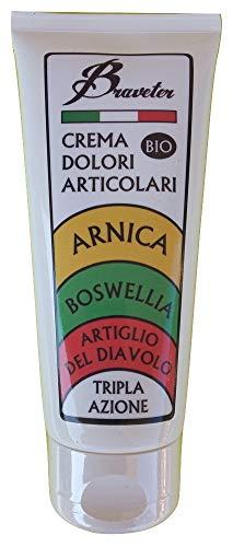 Braveter Arnica Gel Forte Artiglio Del Diavolo Crema..