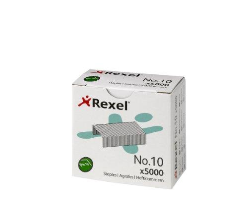 REXEL Punti n°10 5000pz - 6005