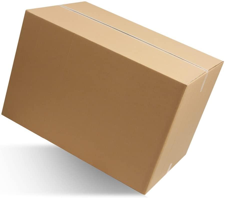 IMBALLAGGI 2000 - Scatola di Cartone Doppia Onda - Imballaggi per Spedizione e Trasloco - Scatoloni 60x40x40 cm - 15 Pezzi