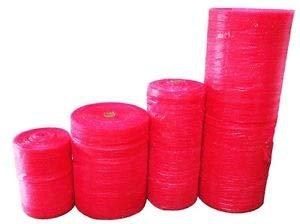 Realpack - Rotolo di pluriball riciclabile, antistatico, colore rosso, ecologico, 300 mm/500 mm/750 mm