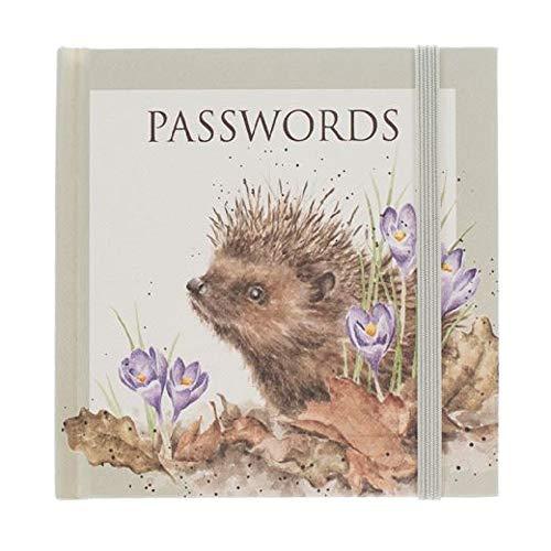 Wrendale Designs - Quaderno delle password