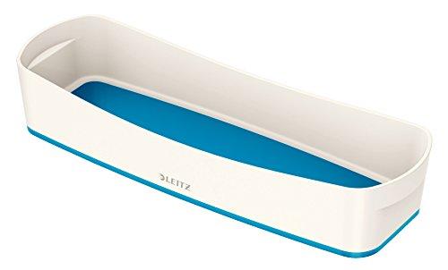 LEITZ MyBox®- Vassoio organizer - Bianco / Blu metallizzato - 52581036