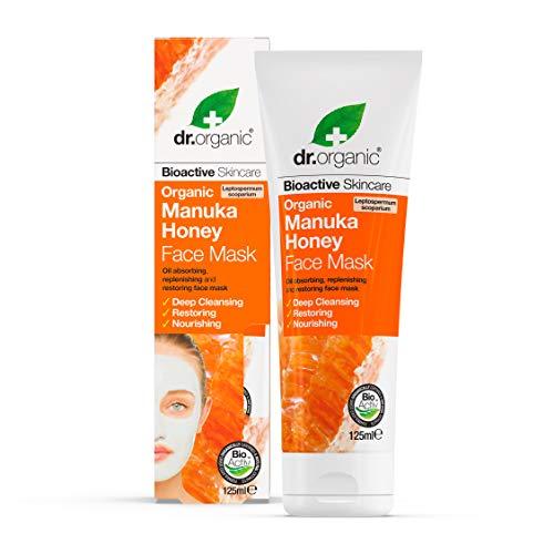 Dr. Organic Manuka Honey Maschera Viso 125Ml