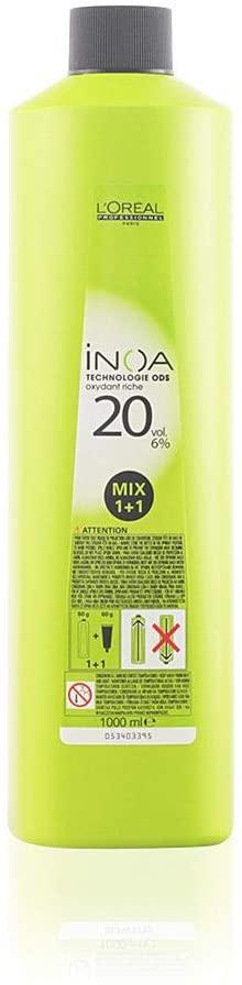 Inoa Technologie Ods Ossidanti per Capelli, Vol 6% - 1000 ml