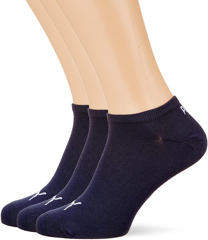 PUMA Calze Sportive, (Pacco da 3) Unisex – Adulto