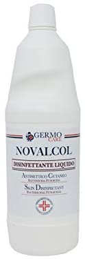 GERMO DISINFETTANTE NOVALCOL - FLACONE DA 1LT