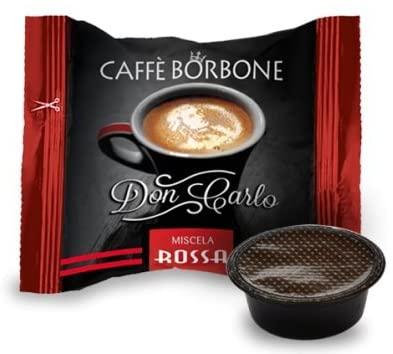 capsule caffè Borbone compatibili a modo mio miscela rossa pz. 50 100 200 300 400 500 (100)