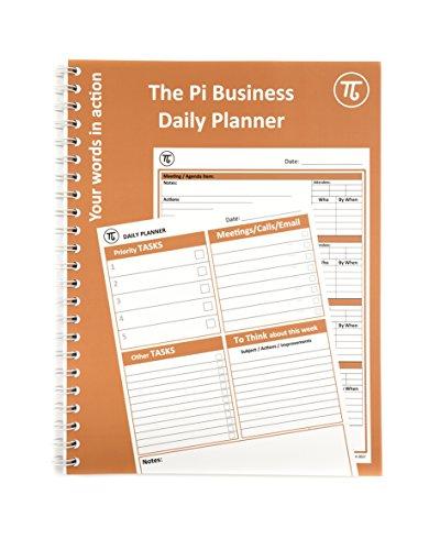 Pi - Organizer, agenda giornaliera e appunti, formato A4