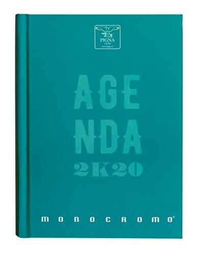 Pigna Diario Monocormo 2020 Datato, 13,2x18,3