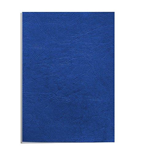 Fellowes 5371305 Copertine Delta FSC, Formato A4, Confezione da 100 Pezzi, Blu