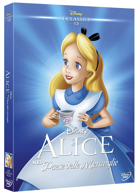 Alice nel Paese delle Meraviglie - Collection 2015 (DVD)