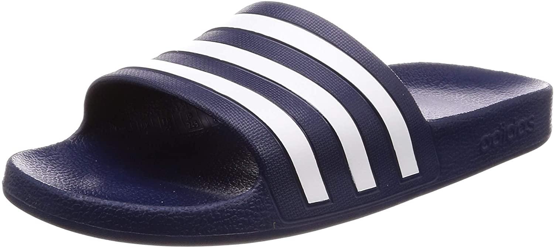 adidas Adilette Aqua, Scarpe da Spiaggia e Piscina Unisex-Adulto