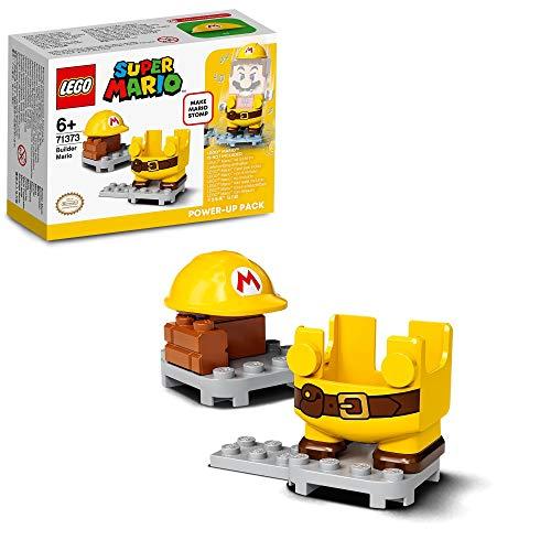 LEGO- Super Mario Costruttore-Power Up Pack, Espansione, Costume calpestante, Giocattolo, 71373