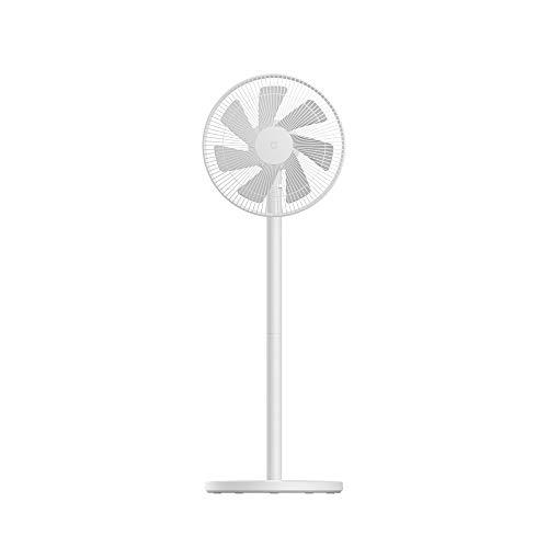Xiaomi Mi Smart Standing Fan 1C Ventilatore, 45 W, 26.6 Decibel, 3 Velocità, Bianco