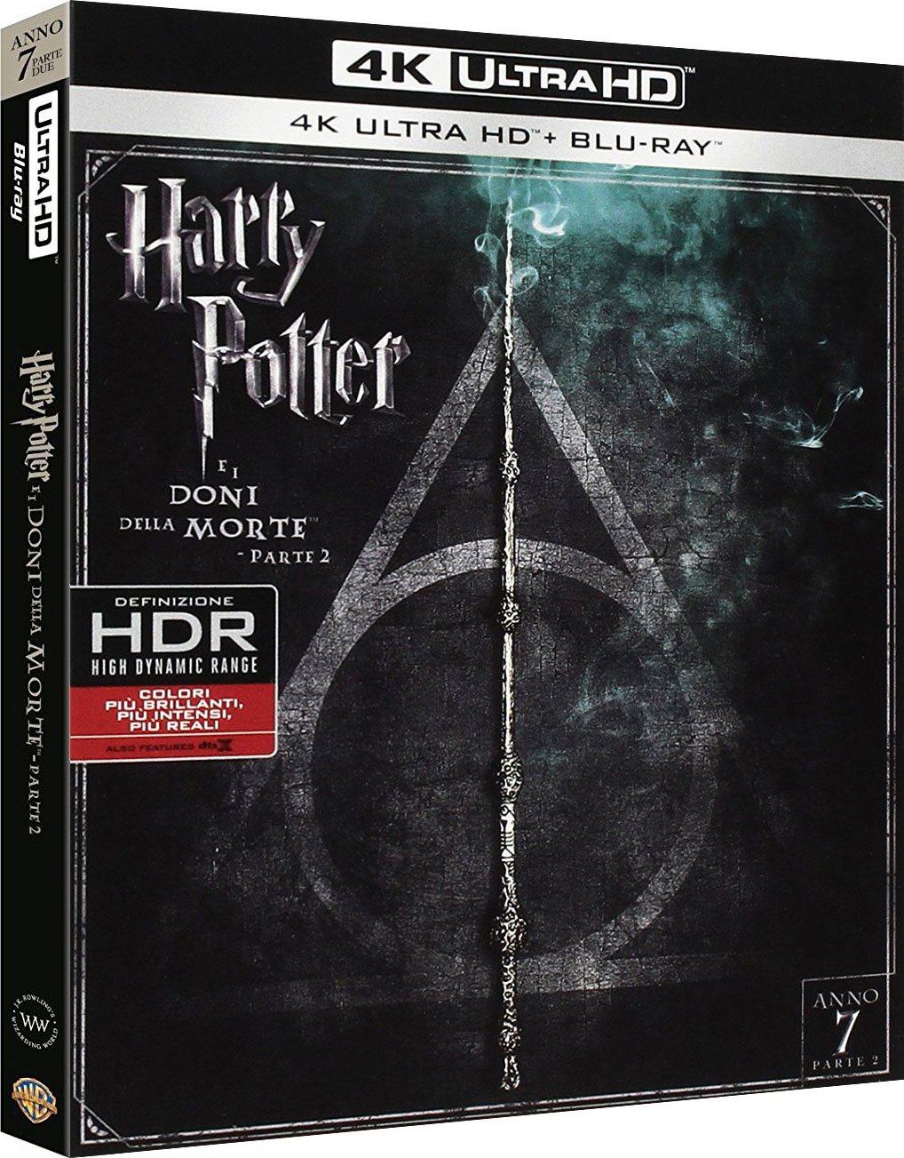 Harry Potter 7 Pt.2 (4K + Br)