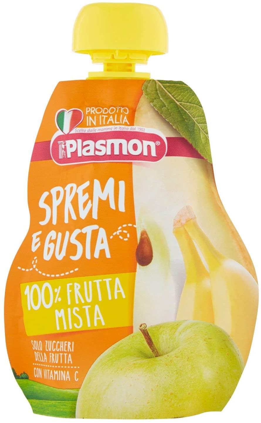 Plasmon Spremi e Gusta Frutta Mista, 100 g