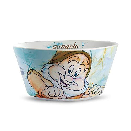 Egan Bowl, Porcellana, Avorio, Small