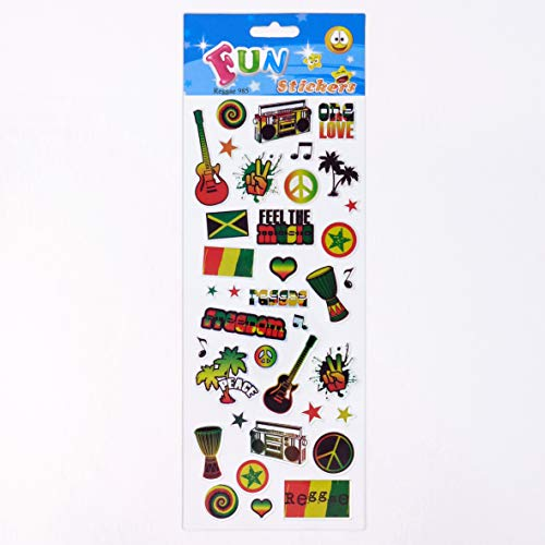 Fun Stickers Reggae 985