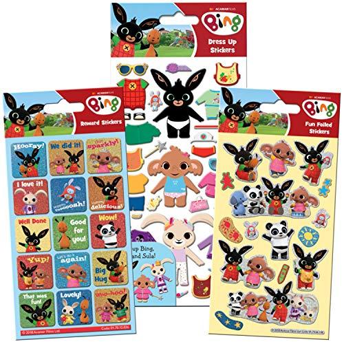 Paper Projects 01.70.24.045 - Confezione di adesivi Bing