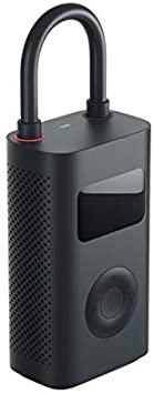 Xiaomi Portable Air Pump, Compressore Digitale Portatile a Batteria con Sensore Pressione per Monopattini, Moto, Bici, Auto, Palloni