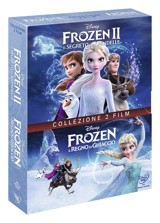 Frozen Cofanetto 1,2 (2 DVD)