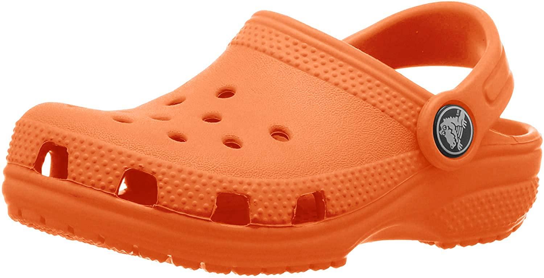 Crocs Roomy Fit Classic Clog, Zoccoli Unisex – Bambini