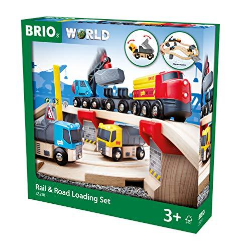 Brio 33210 - Set Cava Ferrovia e Strada