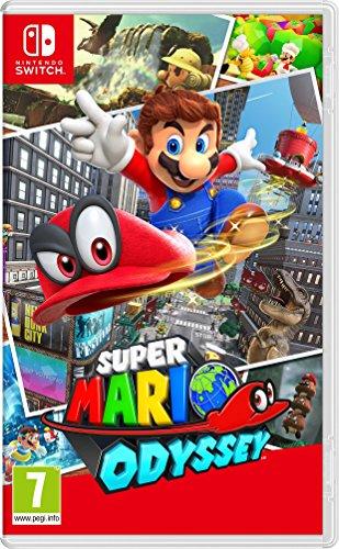 Super Mario Odyssey Nsw - Nintendo Switch [Edizione: UK]