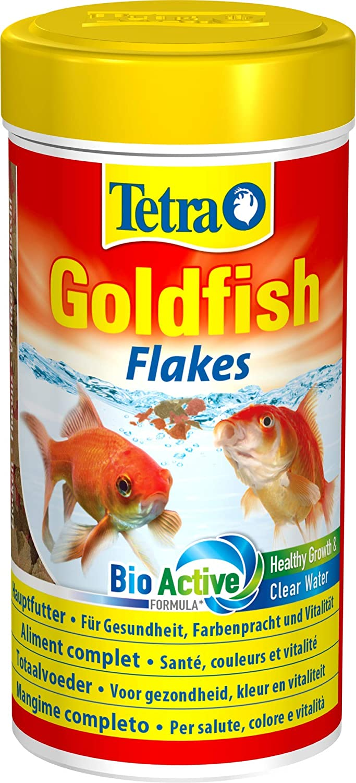 Tetra Goldfish Mangime per Pesci, 250 ml
