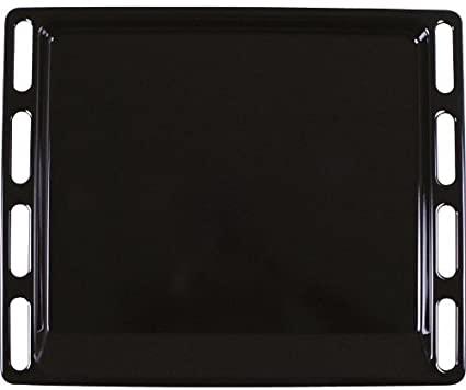 Ariston 4800081577 - Placca da Forno per Indesit, Merloni, Numero Originale: 081577, Misure: 447 x 364 mm