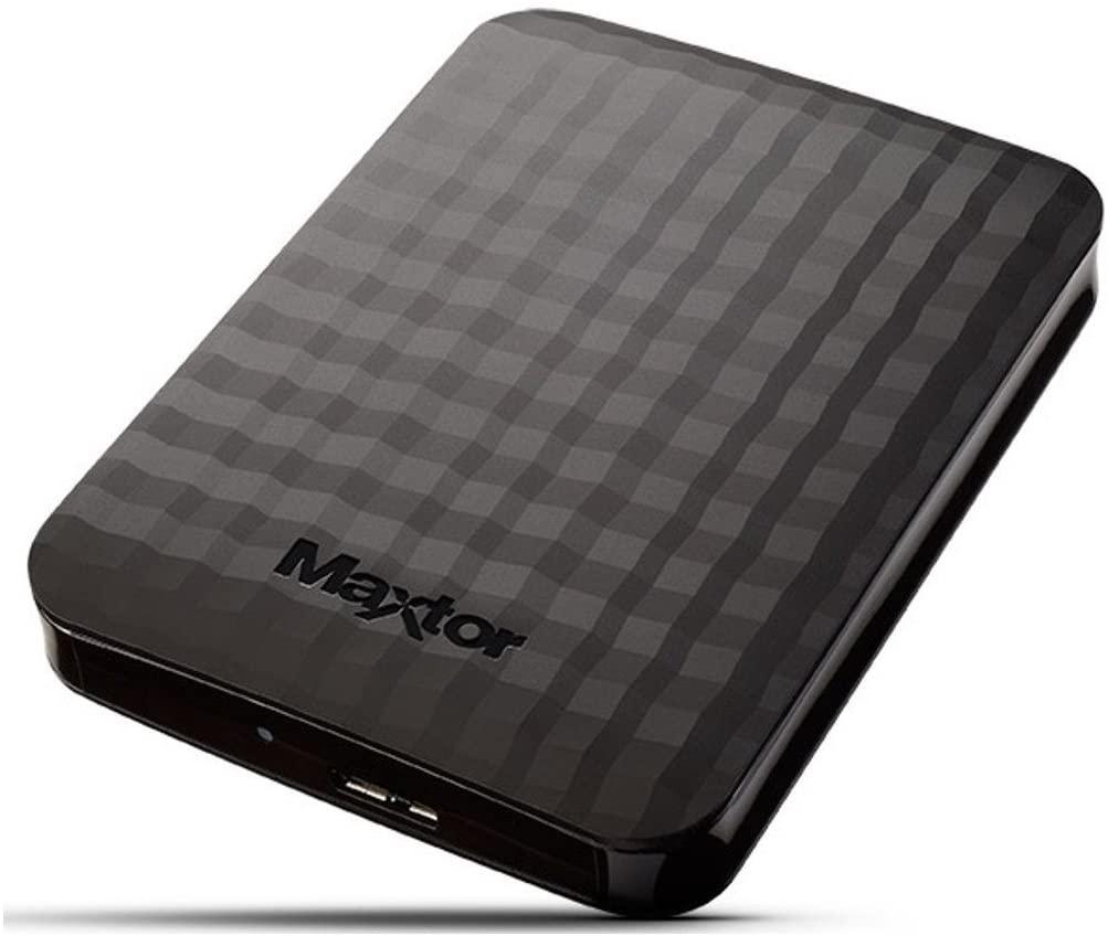 Maxtor HX-M201TCB/GM, HDD Esterno da 2 TB, 2.5