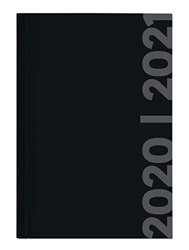 Alpha Edition Diario Agenda Scuola Collegetimer 2020/2021, Giornaliera, Formato 10x15 cm, Etichetta nera, 352 pagine