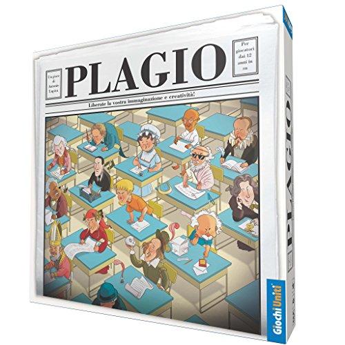 Giochi Uniti- Plagio, GU586