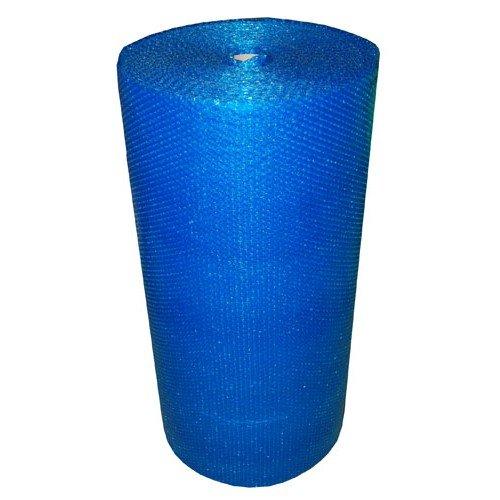 REALPACK® 1x rotolodi pluriball, blu, resistente, dimensioni: 750mm x 50m