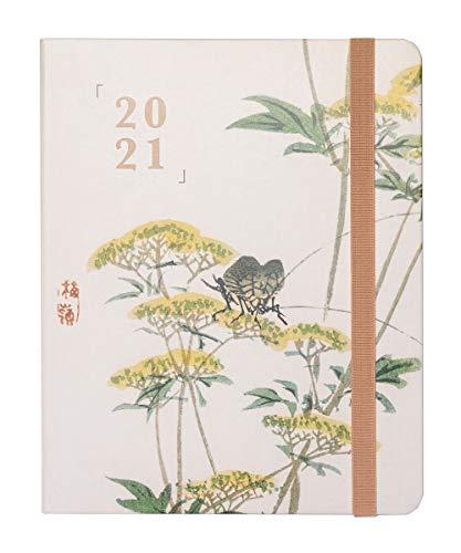 Kokonote® by Erik - Agenda 2020/2021 Japan, Special Edition. Planning settimanale con 17 mesi e dimensioni di 16,5x20 cm