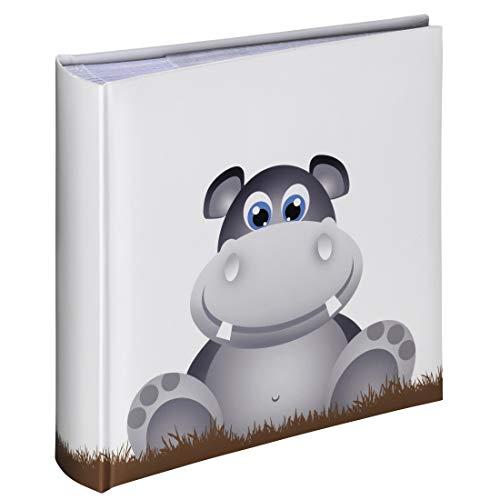 Hama 2371 Album Memo, 10 x 15 cm, 100 Pagine, 200 Foto, Bianco