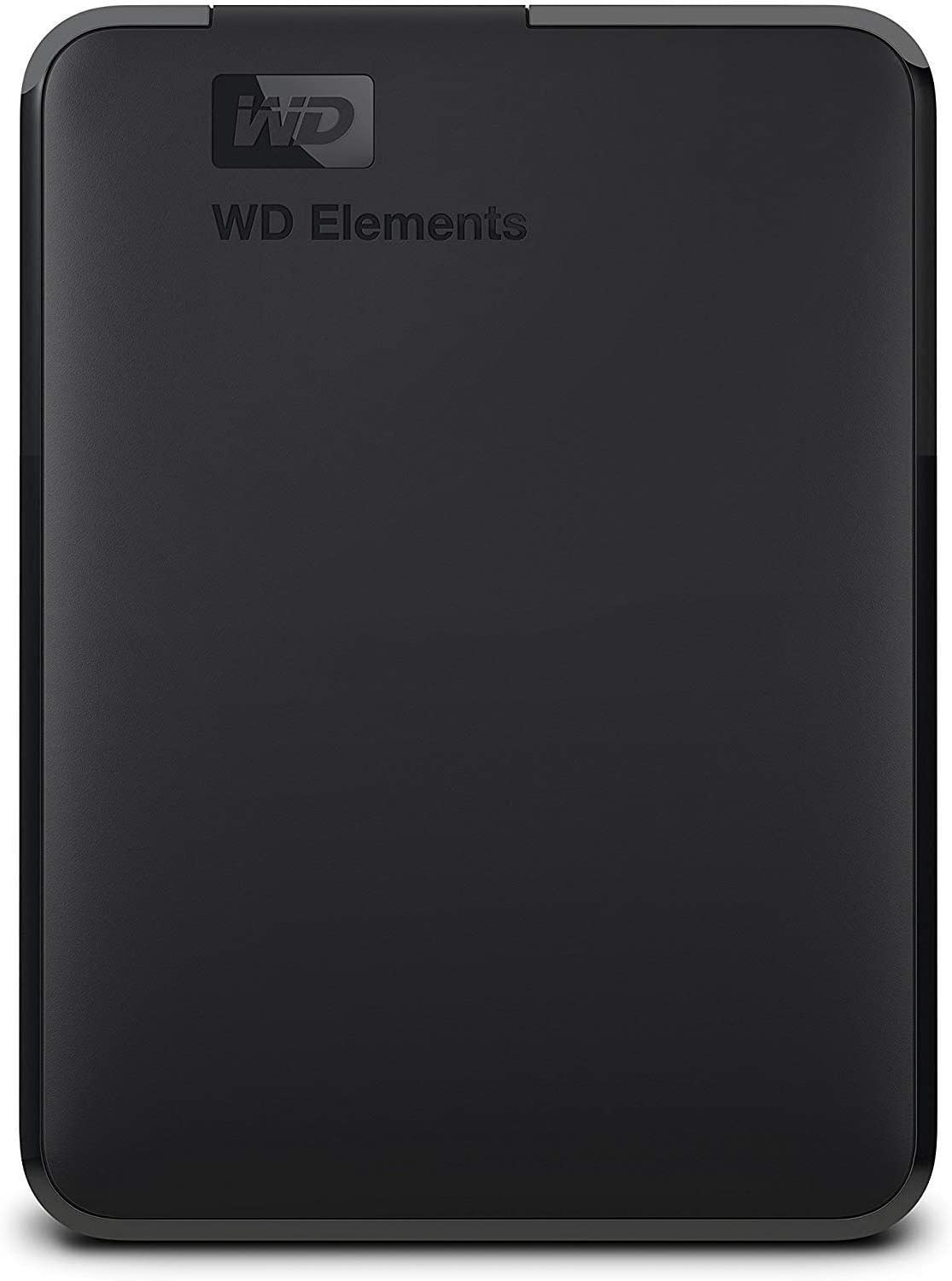 Western Digital WD Elements Hard Disk Esterno, Portatile, USB 3.0, 2 TB, Nero