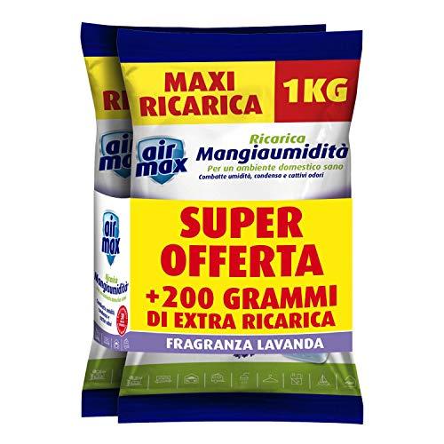 Air Max® Ricarica Sali PROMO 1KG+1KG LAVANDA