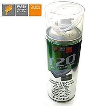 Pulitore igienizzante x condizionatore climatizzatore casa auto spray 400 ML