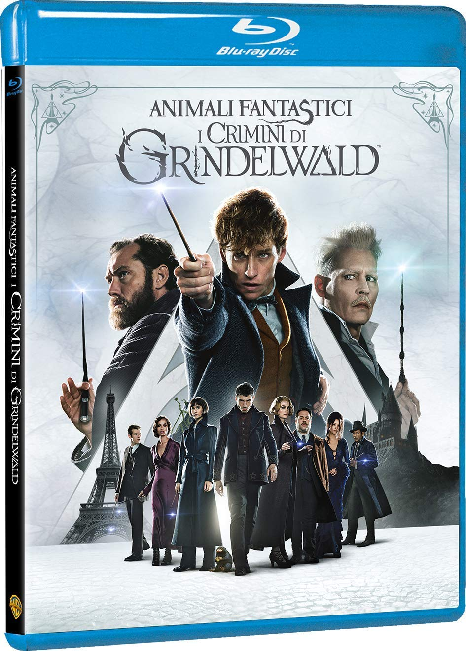 Animali Fantastici E I Crimini Di Grindelwald