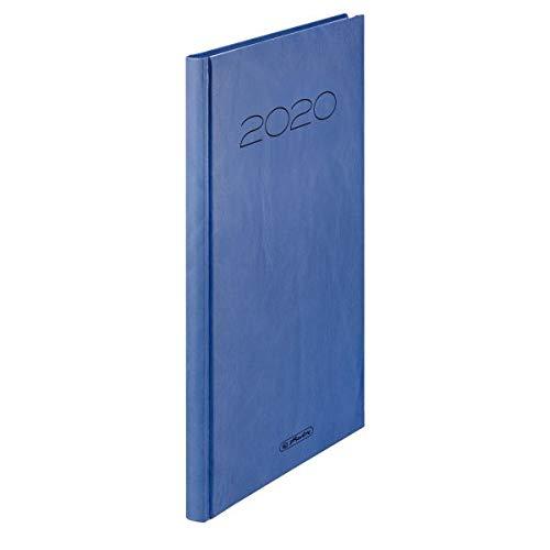 Agenda Sidney 2020, settimanale, colore: blu
