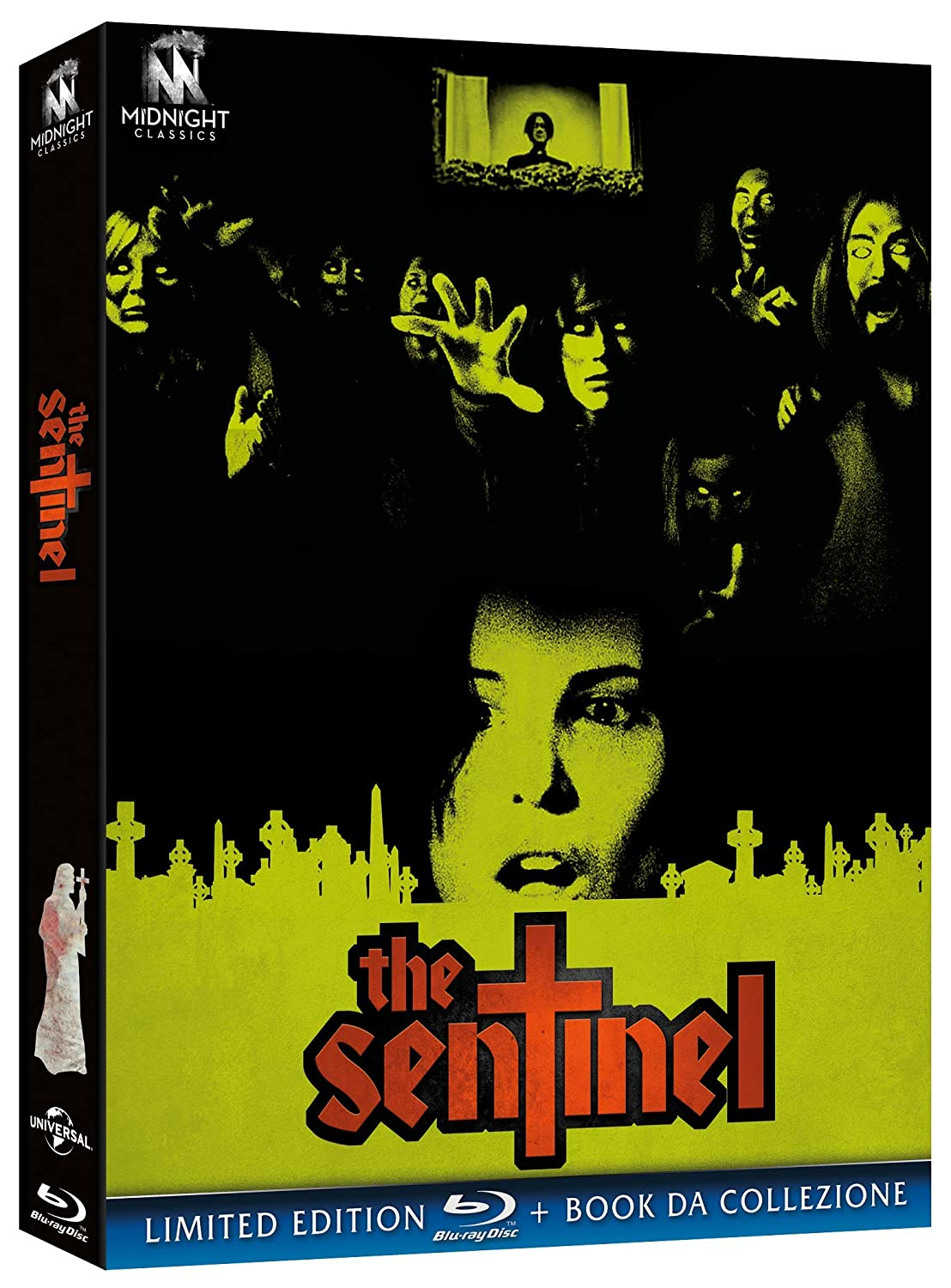 The Sentinel (Blu-Ray) (Limited Edition) ( Blu Ray)