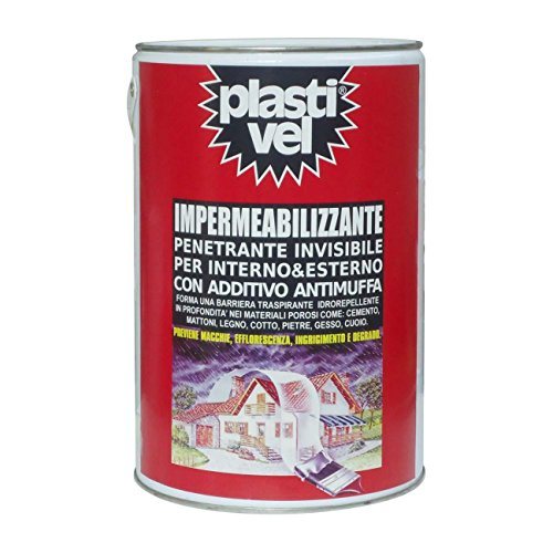 Plastivel Impermeabilizzante, pulicomposto, Multicolore, Taglia Unica