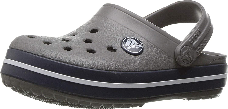 Crocs Crocband Clog K, Zoccoli Unisex – Bambini