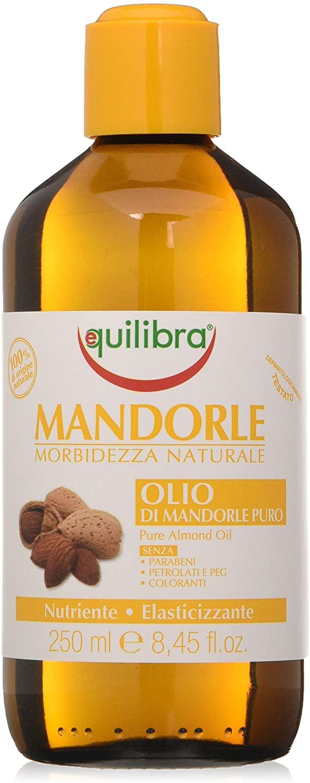Equilibra Olio di Mandorle Dolci - 250 ml