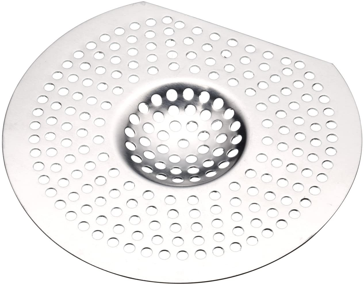 Kitchen Craft Filtro per Lavello, Argento, 13.5cm